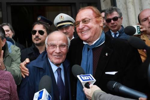 L'ultimo saluto a Gianni Boncompagni: la camera ardente è aperta al pubblico 12