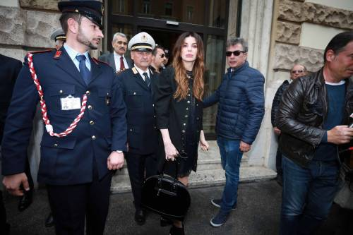 L'ultimo saluto a Gianni Boncompagni: la camera ardente è aperta al pubblico 13
