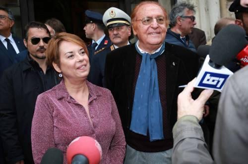 L'ultimo saluto a Gianni Boncompagni: la camera ardente è aperta al pubblico 14
