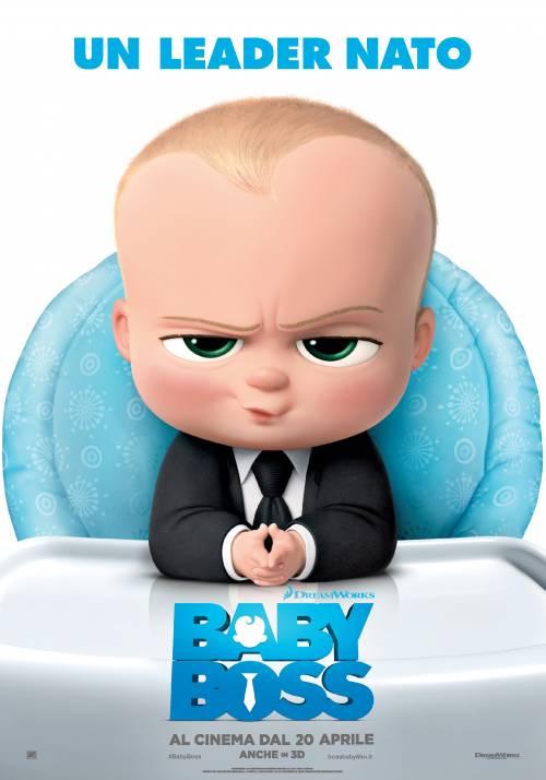 """Al cinema arriva """"Baby Boss"""", campione d'incassi americano"""