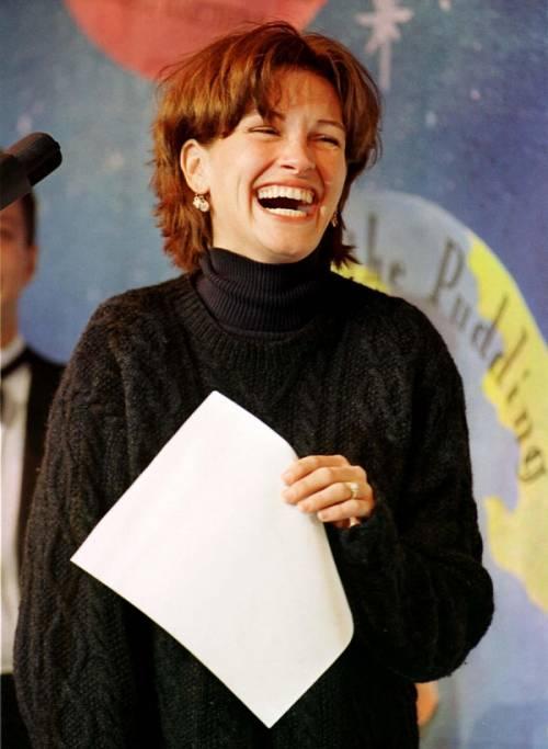 Julia Roberts, le foto della più bella 35