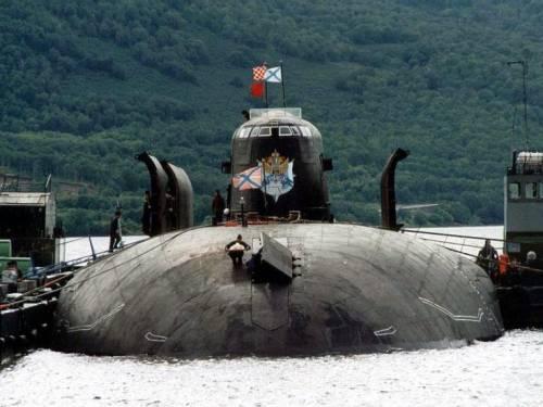 """La Russia svela ufficialmente le linee del nuovo sottomarino """"Husky"""""""