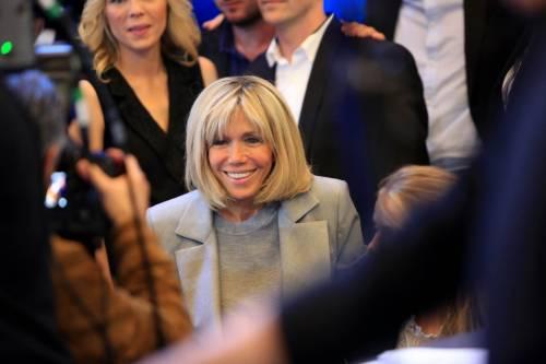Senza la prof Brigitte non ci sarebbe Macron