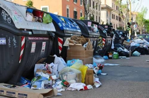 """""""Roma spende 14 milioni all'anno per mandare i rifiuti in Austria"""""""