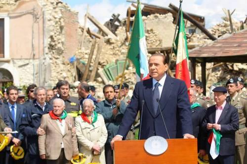 Da Onna al Covid, quanti appelli all'unità nazionale