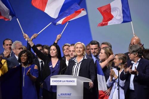 """Ora la Le Pen è accusata di plagio: """"Ha copiato un discorso di Fillon"""""""