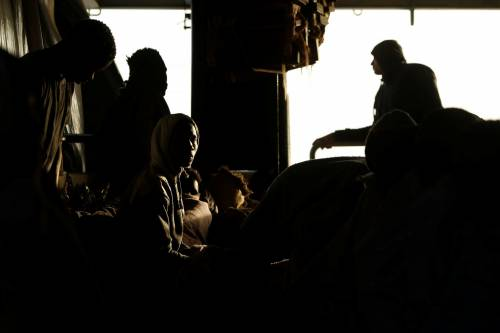 Catania, cadavere di un giovane a bordo della nave Moas