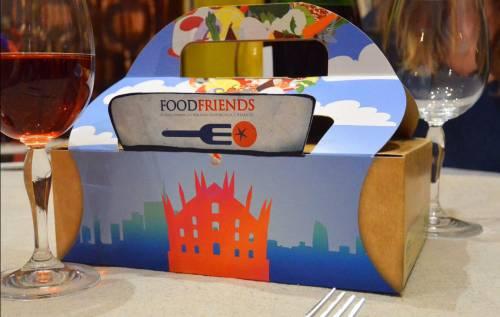 Foody Bag anti spreco e menù con prodotti delle zone terremotate