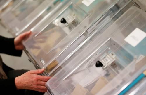 Urne aperte per il voto francese 5