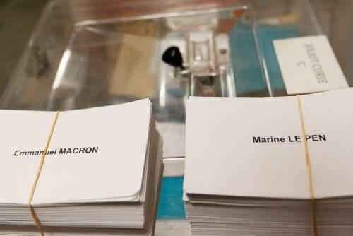 Urne aperte per il voto francese 7