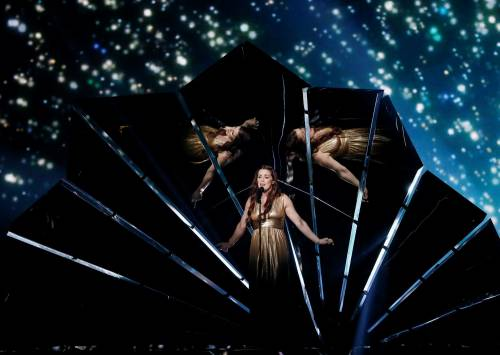 Eurovision Song Contest 2017, i look sexy alle prove 5
