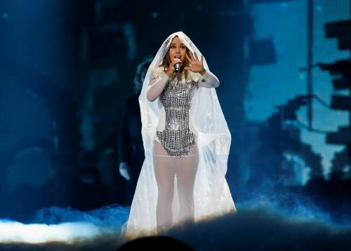 Eurovision Song Contest 2017, i look sexy alle prove 2