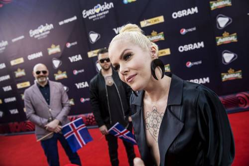 Eurovision Song Contest 2017, i look sexy alle prove 19