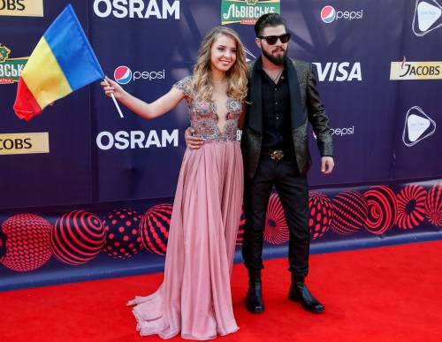 Eurovision Song Contest 2017, i look sexy alle prove 20