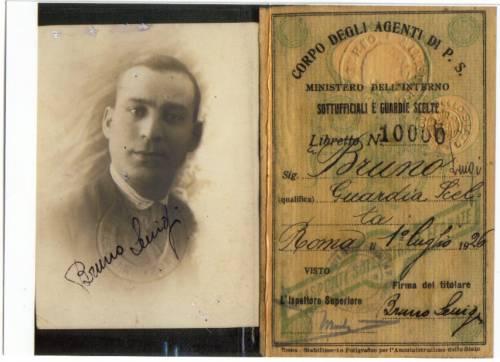 Luigi Bruno, poliziotto nelle foibe vittima dei partigiani di Tito 4