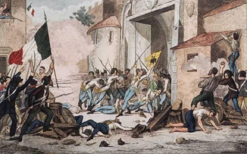 Savoia o federalismo? La svolta centralista nelle Cinque giornate della Milano insorta