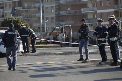 Roma, fiamme in camper di rom: morte tre sorelle 5