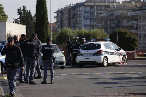 Roma, fiamme in camper di rom: morte tre sorelle 6