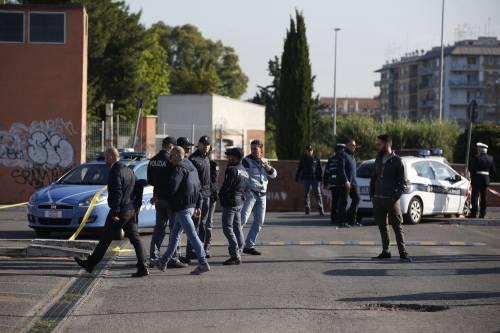 Roma, fiamme in camper di rom: morte tre sorelle 2
