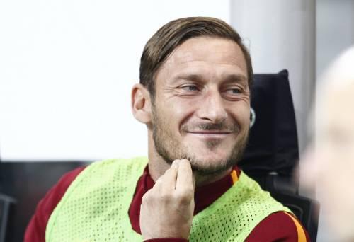 Totti e quel no al Real Madrid: una carriera al servizio della Roma