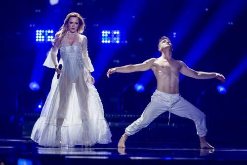 Eurovision Song Contest, i look hot: prima semifinale e prove 13
