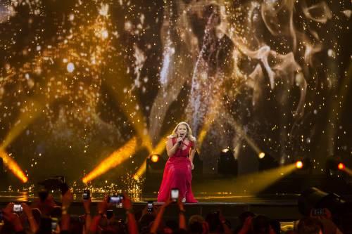 Eurovision Song Contest, i look hot: prima semifinale e prove 14