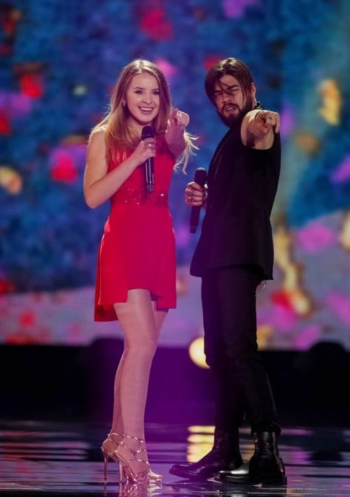 Eurovision Song Contest, i look hot: prima semifinale e prove 22