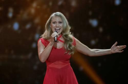 Eurovision Song Contest, i look hot: prima semifinale e prove 25