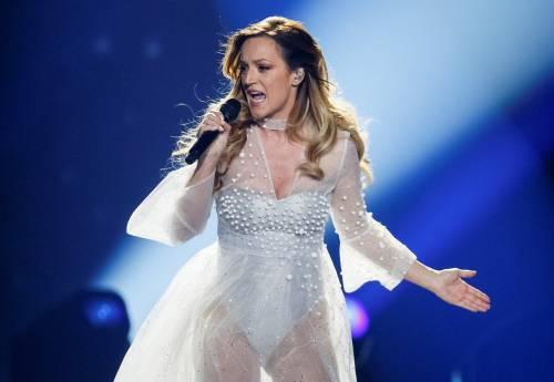 Eurovision Song Contest, i look hot: prima semifinale e prove 27
