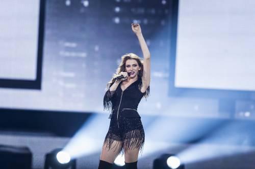 Eurovision Song Contest, i look hot: prima semifinale e prove 33