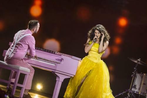 Eurovision Song Contest, i look hot: prima semifinale e prove 36