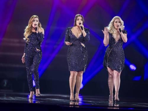 Eurovision Song Contest, i look hot: prima semifinale e prove 37
