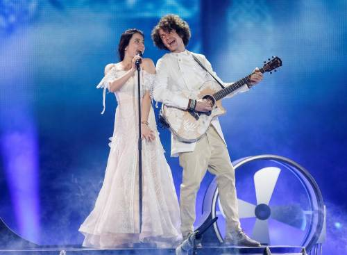 Eurovision Song Contest, i look hot: prima semifinale e prove 38