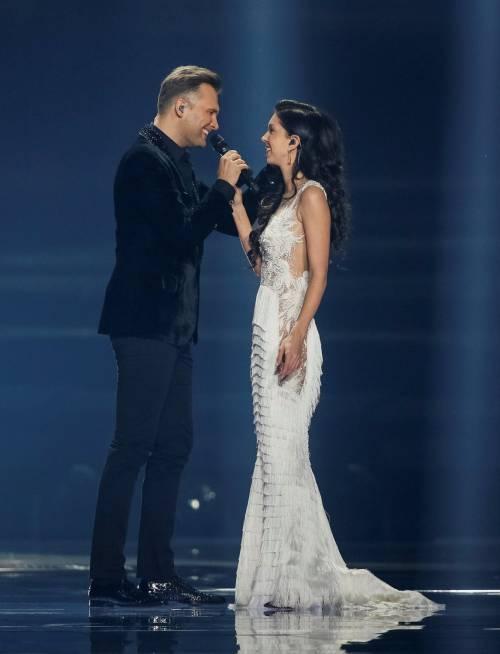 Eurovision Song Contest, i look hot: prima semifinale e prove 21