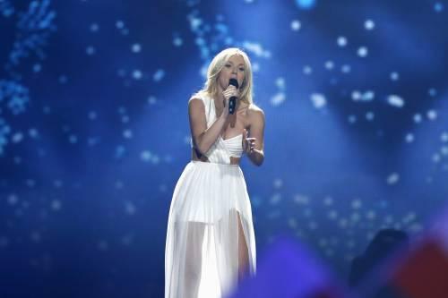 Eurovision Song Contest, i look hot: prima semifinale e prove 12