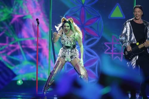 Eurovision Song Contest, i look hot: prima semifinale e prove 17