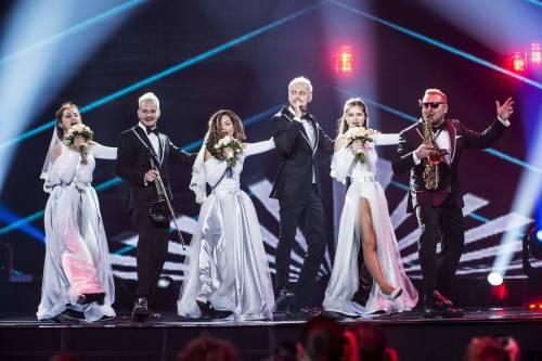 Eurovision Song Contest, i look hot: prima semifinale e prove 26