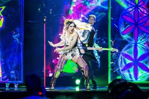 Eurovision Song Contest, i look hot: prima semifinale e prove 32