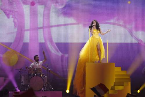 Eurovision Song Contest, i protagonisti della seconda seminifale 4