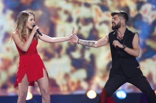 Eurovision Song Contest, i protagonisti della seconda seminifale 12