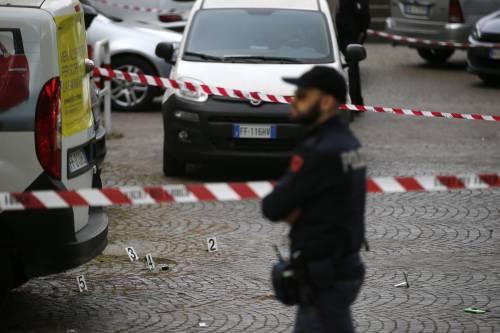 Roma, esplosione in strada: ordigno rudimentale nel parcheggio delle Poste 4