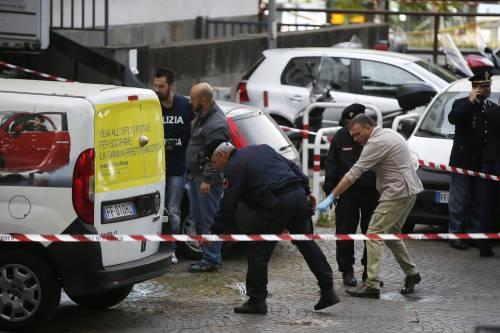 Roma, esplosione in strada: ordigno rudimentale nel parcheggio delle Poste 5