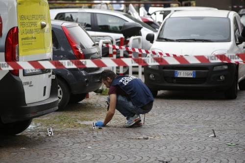 Roma, esplosione in strada: ordigno rudimentale nel parcheggio delle Poste 6