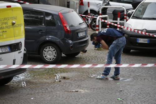 Roma, esplosione in strada: ordigno rudimentale nel parcheggio delle Poste 8