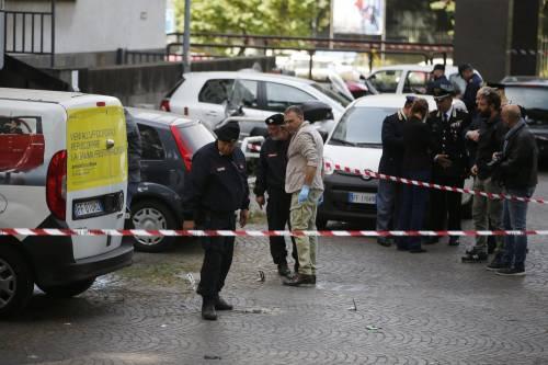 Roma, esplosione in strada: ordigno rudimentale nel parcheggio delle Poste 12