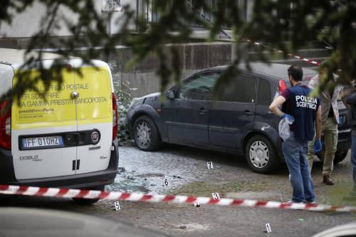 Roma, esplosione in strada: ordigno rudimentale nel parcheggio delle Poste 15