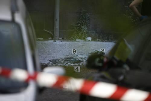 Roma, esplosione in strada: ordigno rudimentale nel parcheggio delle Poste 16