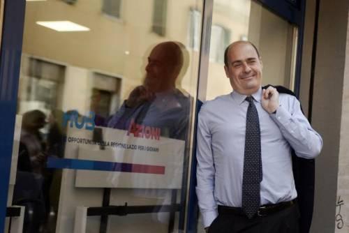 Zingaretti vuole la conta per diventare segretario