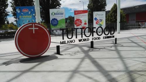 Cibo solidale, con TuttoGood donati in fiera 13mila chili di prodotti in esposizione