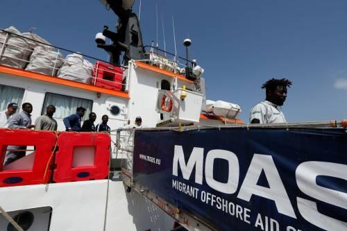 Se ne va un'altra Ong: Moas chiude la missione per i migranti